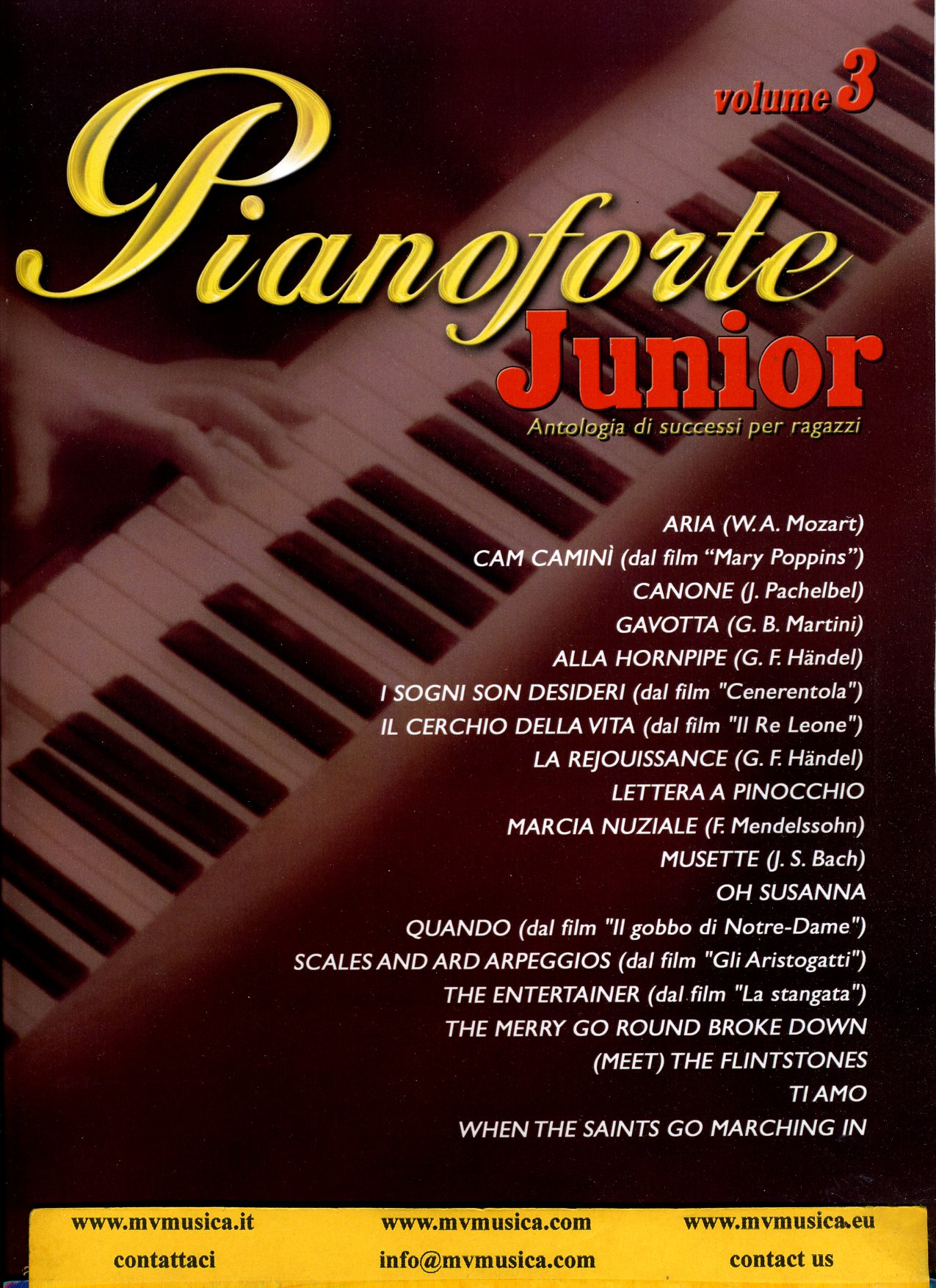 Aristogatti scale arpeggi jazz scale e arpeggi concertino for Creatore facile piano piano gratuito